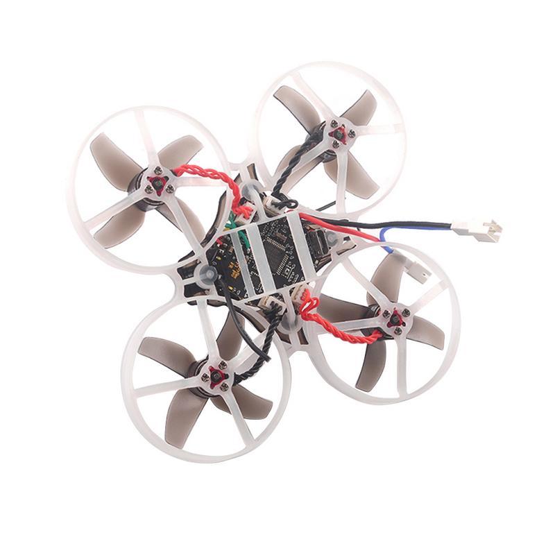 Happymodel Mobula7 75mm 2S intérieur quatre axes sans balai Whoop Racer Drone BNF 0802 Kit moteur
