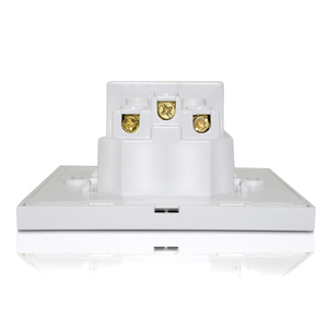 Image 5 - 2A デュアル USB ポート壁の充電器アダプタ充電壁の充電器アダプタ EU プラグ 86 AC 電気電源ソケット電源コンセント白