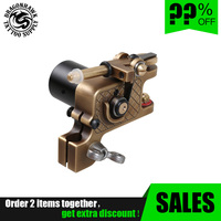 Top Quality Tattoo Rotary Machine Professional Tattoo Studio Guns Strong Motor Shader Liner