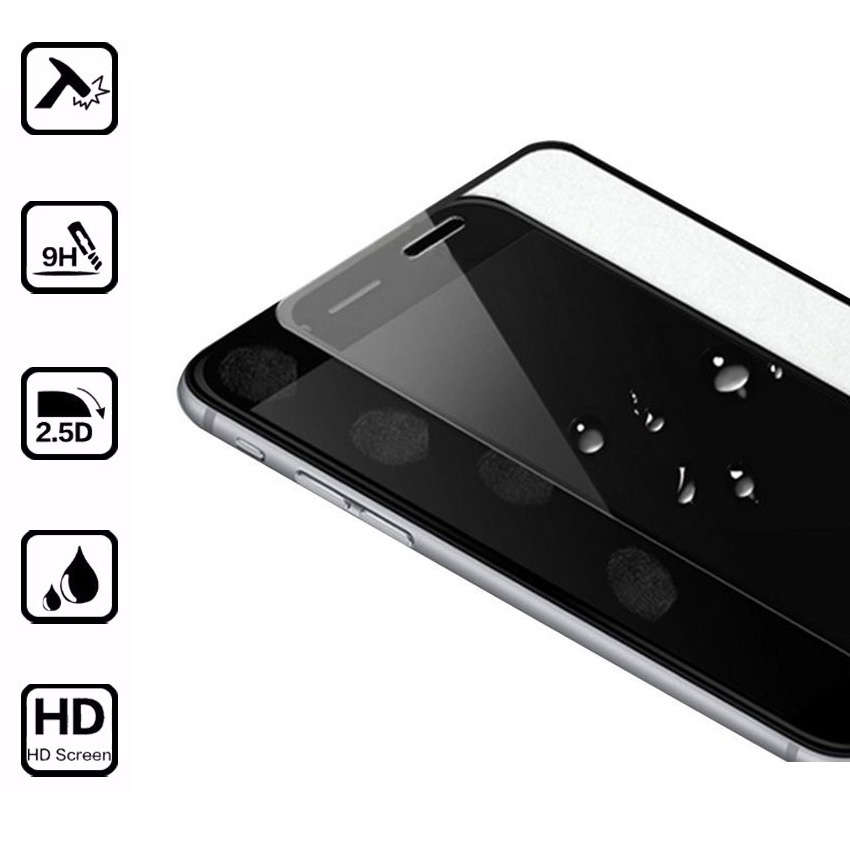 Image 5 - 2.5D 9H Explosion proof Tempered Glass Protective For Xiaomi Redmi Go Full Cover Mobile phone Screen Protector Film-in Phone Screen Protectors from Cellphones & Telecommunications