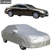 Автомобильные Чехлы Размер/М/Л/XL SUV L/XL Крытый Открытый полный автомобильный чехол Защита от солнца УФ снег Пыль Защита от дождя Бесплатная доставка