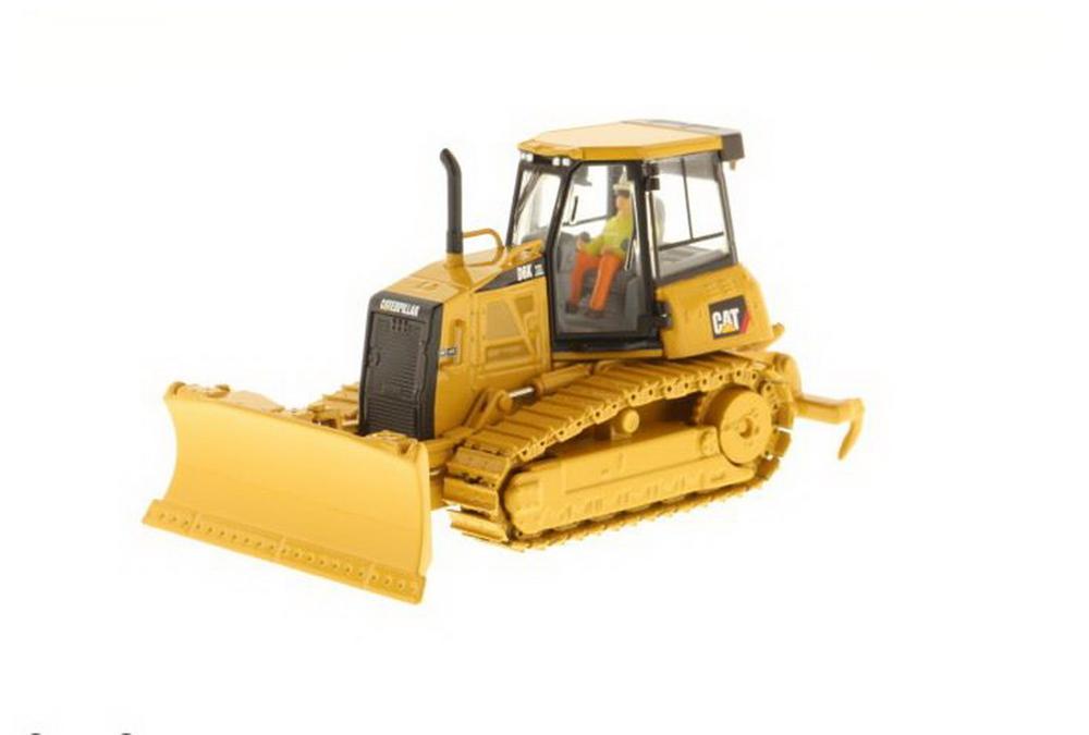 Moulé sous pression Maîtres 1/50 Échelle Caterpillar Cat D6K XL Chenilles Tracteur Moulé Sous Pression Modèle #85192