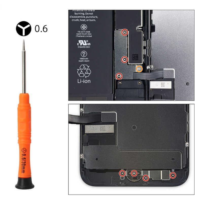 Spudger مفك حدق افتتاح مجموعة للآيفون 6x8 S 6 7 أكثر أدوات اليد أدوات Diyfix 21 1 الهاتف المحمول إصلاح