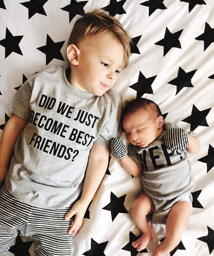 Matching Family Outfits Humor 2pcs Baby Boy Big Little Brother Matching Dinosaur Outfits Toddler Boy T-shirt+short Pants Set Children Clothing 1-6years 2019 Official