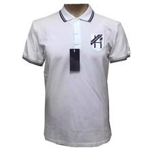 cff3c61505 Roupas de marca Polo dos homens Camisa de Manga Curta Men Cotton Sólidos Casual  camisas pólo Homens Eden Park Polo de Forma Magr.