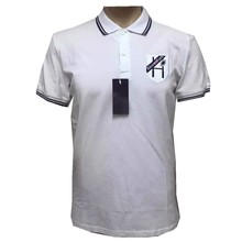 Roupas de marca Polo dos homens Camisa de Manga Curta Men Cotton Sólidos Casual  camisas pólo Homens Eden Park Polo de Forma Magr. 17f8a3238e9ed