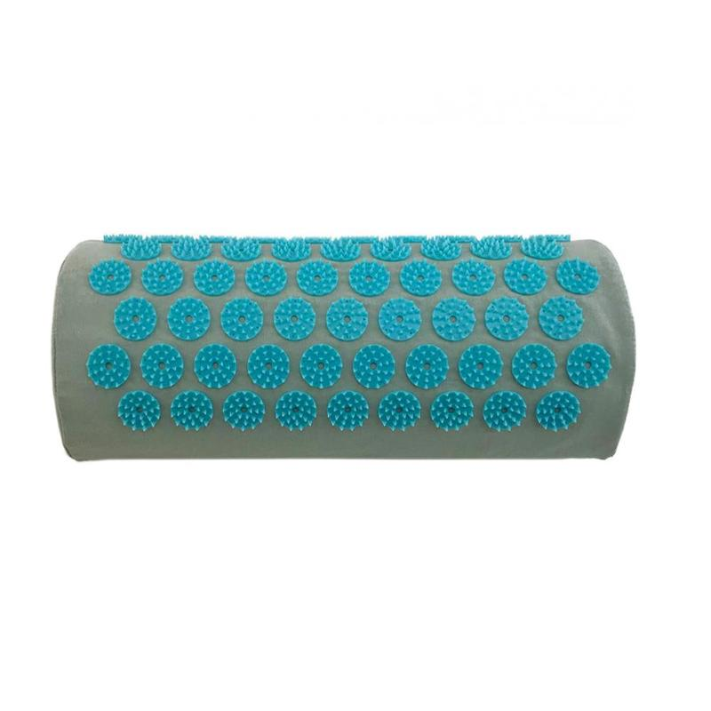 Stress and Pain Relaxing Acupressure Massage Mat with Cushion Set to release Stress and Tension 5