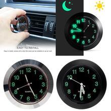 2019 NEW HOT SALES Car clock Quartz luminous watches for automotive electronic w