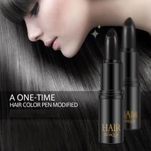 Одноразовый Цвет DIY Краска для волос временный нетоксичный воск для волос Водонепроницаемый крем для укладки волос продукты по уходу за волосами#1116