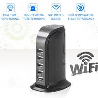 Wall Charger Adapter Fast Charging Accessories Wireless USB Camcorder with Mini 4K WIFI HD 1080P Home Security Camera