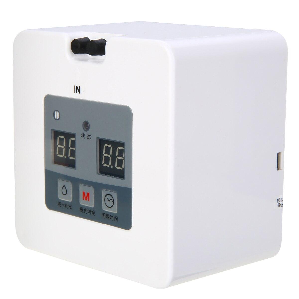 Mayitr bricolage Micro Kit d'irrigation goutte à goutte automatique 30 jours minuterie USB système d'irrigation automatique Kits d'arrosage