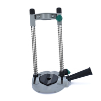 Adjustable Angle Drill Holder Guide With Removeable Handle Stand Positioning Bracket for Electric Drill Accuracy Drilling Guide