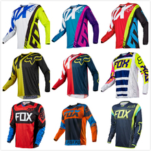 NEW 2019 BMX DH MTB Jersey Motocross Jersey MX Spexcel Off Road Mountain Bike Moto Jersey Motocross BMX JERSEY SHIRT BLACK RED