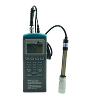 New AZ9661 Portable Orp Meter Handheld Water Quality Test Meter Aquarium Pool Drinking Water Testing Probe Digital Ph Mv Meter