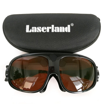 EP-1A-11 405nm-450nm-532nm 980nm-1064nm UV Green IR Laser Protective Goggles Glasses OD4