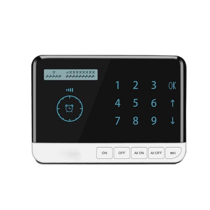 Automatische Sprinkler Controller 9 Zone WiFi Irrigatie Timer Systeem Afstandsbediening Water Timer-in Watertimers voor de tuin van Huis & Tuin op  Groep 1