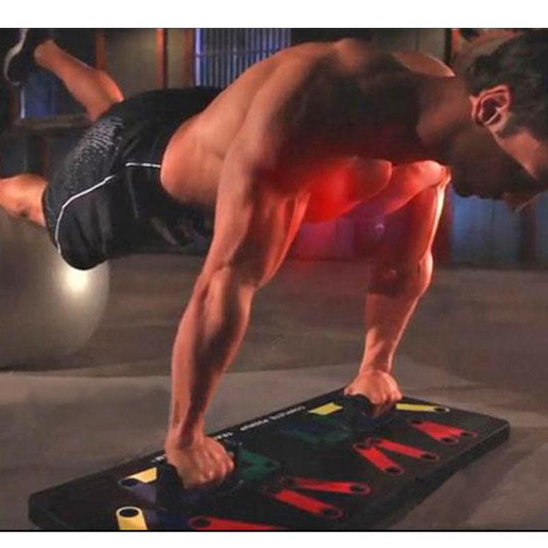 Équipement de Fitness à domicile multifonction en forme de I