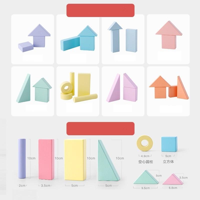 Mega Discount 3852 Montessori Nordique Jouets éducatifs