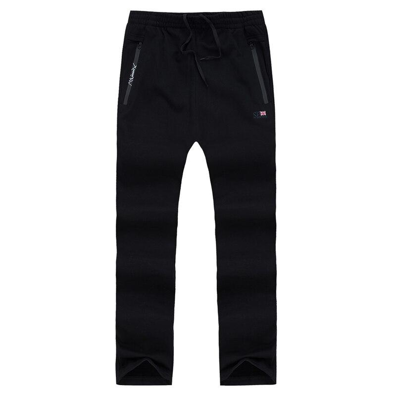 Pantalons de survêtement Hommes Droite Cordon Sport Pantalon de Survêtement Mâle Survêtement survêtement Pantalon Pantalon Jogger Pantalon Plus La Taille Pour 130 kg