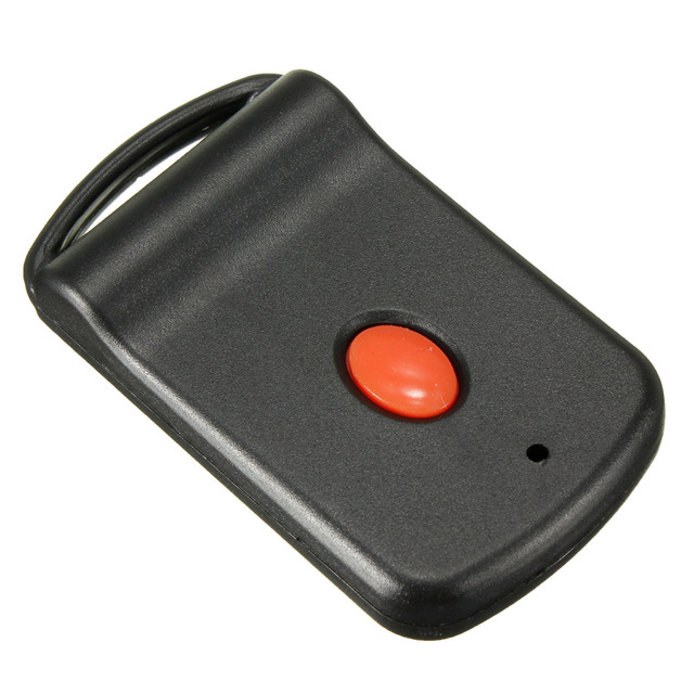 1 botón 12 V remoto de puerta de garaje lineal Multi-Código MCS308911 3070, 307010, 4120, 300 MHz