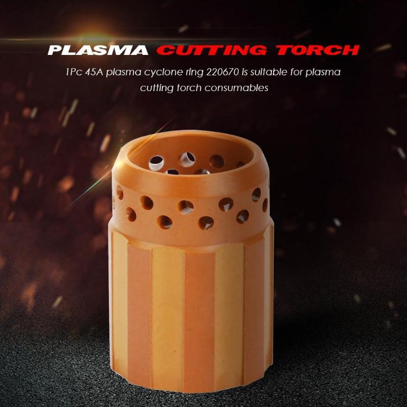 Geunine 220670 Powermax плазменной вихревое кольцо для 45A Резка Факел Расходные материалы