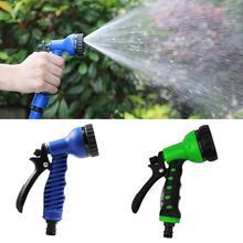 Садовые водяные опрыскиватели, 7 моделей, водяной пистолет, бытовой полив, шланг, распылитель, пистолет для мытья автомобиля, для очистки газона, полива сада