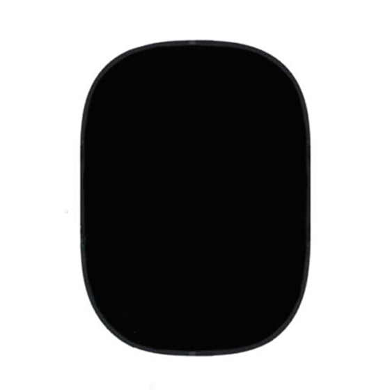 SQPP 2x1.5m Black / White Backdrop Reversible Studio Collapsible Muslin Background title=