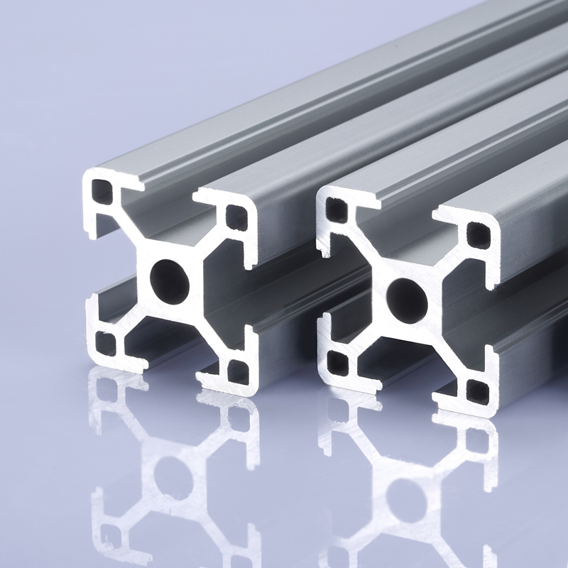 2pcs/lot 3030 Aluminum Profile 3030 Extrusion European Standard Anodized Linear Rail Aluminum Profile 3030 CNC 3D Printer Parts