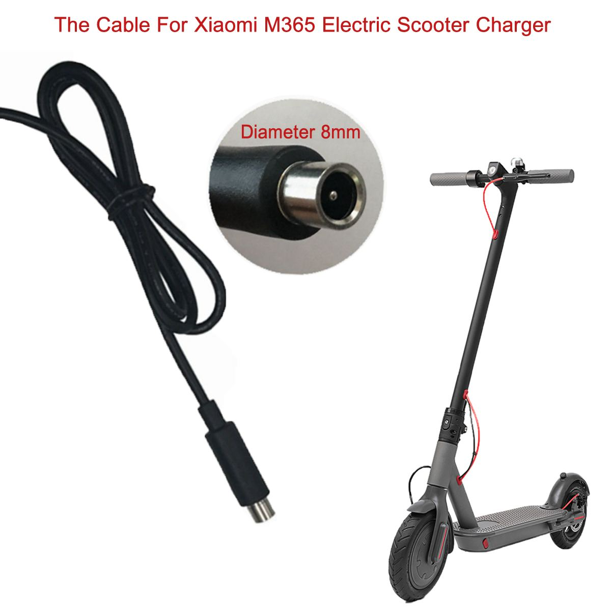 Brake cable XIAOMI M365  Parts Electric Scooter FAST Shipping US seller