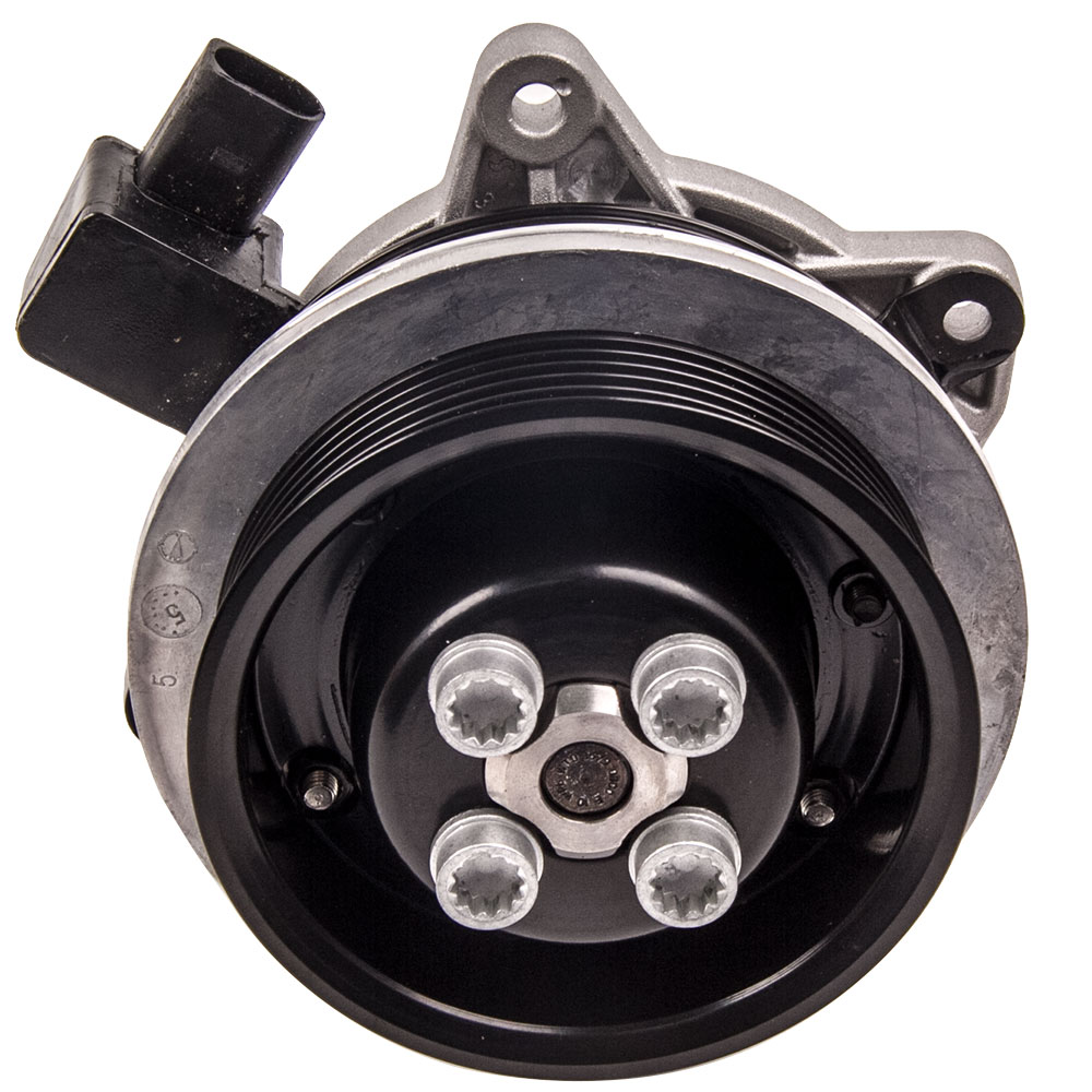 AUDI OEM 12-17 A6-Engine Water Pump 06L121012A