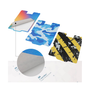 Image 5 - พรางสีสันสดใส Decals กล้องป้องกันฟิล์มสติกเกอร์กันน้ำสำหรับ DJI OSMO Pocket Handheld Gimbal อุปกรณ์เสริม