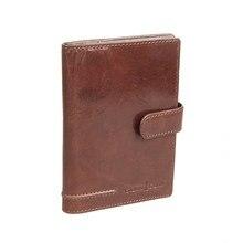 Обложка для автодокументов и паспорта Gianni Conti 708454 brown
