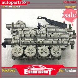Regenerowany pojemnik 5 prędkości korpus zaworu 5L40E dla BMW 3 5X3X5 CADILLAC CTS SRX STS SATURN G8