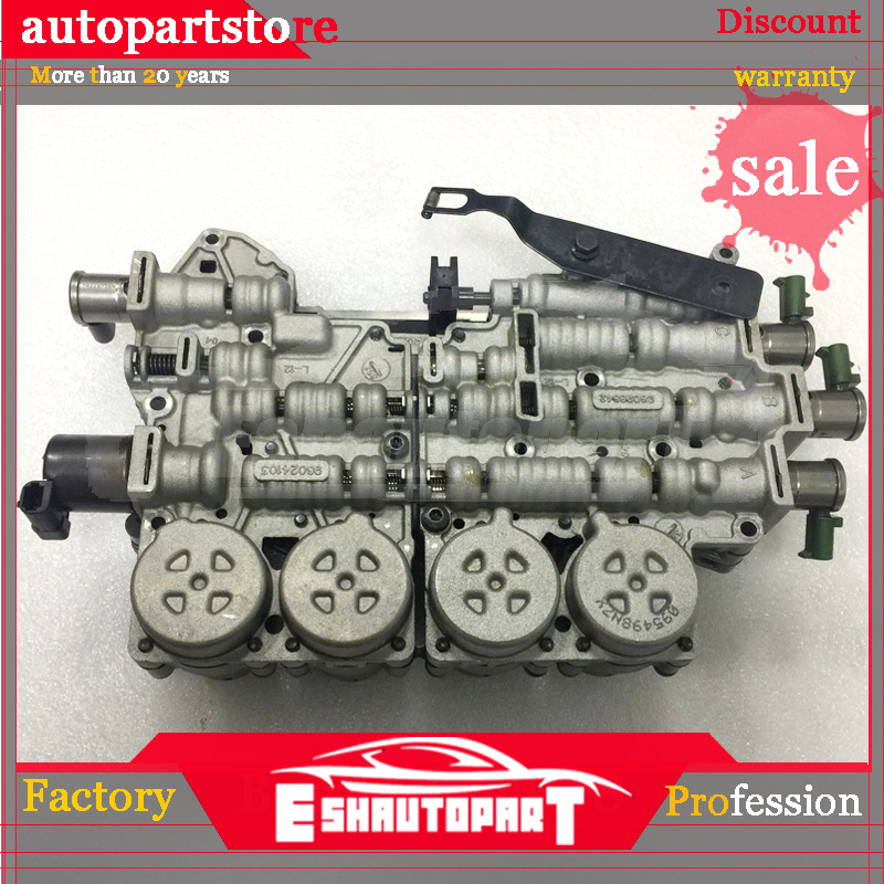 Remanufactured 5 Speed Valve body 5L40E For BMW 3 5 X3 X5 CADILLAC CTS SRX STS SATURN G8|Automatic Transmission & Parts| |  - title=