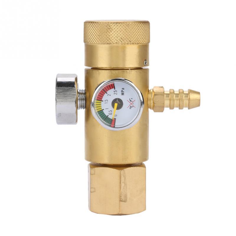 Besorgt 0,4-25mpa Druckregler Sauerstoff Gas Druck Minderer Luftstrom Manometer Meter Druck Mess Werkzeuge Keine Kostenlosen Kosten Zu Irgendeinem Preis