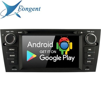 Android 9.0 Unit DVD Player For BMW 3 Series E90 Saloon E91 Touring E92 Coupe E93 Cabriolet Car Radio GPS Multimedia PX6 RK3399