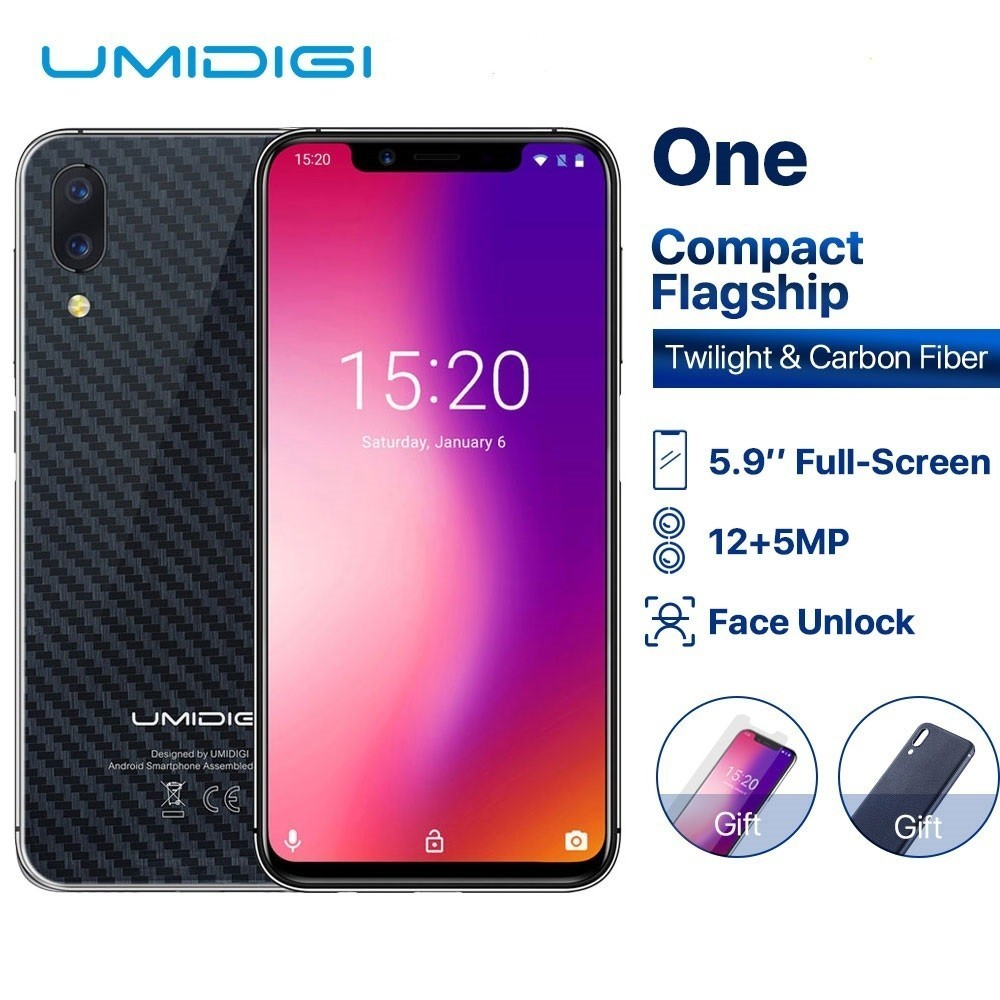 UMIDIGI ONE version globale 5.9