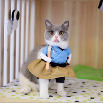 Funny Cat Cosplay Costume 3