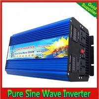 3000W Pure Sine Wave DC 48v to AC 230v Solar Power Inverter
