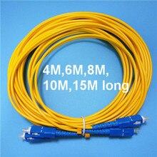 5 adet ücretsiz kargo geniş format yazıcı fiber optik kablo 6M 10M Galaxy Allwin Zhongye veri kablosu yedek parçaları