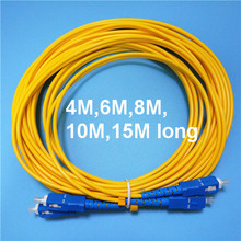 5pcs free shipping Large format printer optic fiber cable 6M 10M for Galaxy Allwin Zhongye data cable spare parts