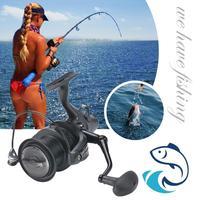Fishing Reel Metal Okuma Front Rear Brake Unloading Force Spinning Shimano Fish Reel Wheel BB Ball Carretilha Pesca Acesorios