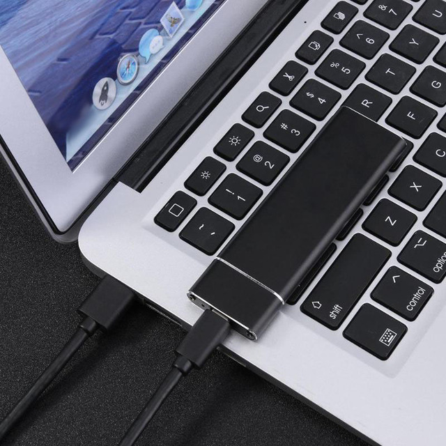 USB 3,1 a M.2 NGFF SSD caja de disco duro móvil tarjeta adaptadora caja de cierre externo para m2 SATA SSD USB 3,1 2230/2242/2260/2280 (