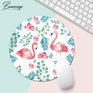 Flamingo Office Desk Mat Offic