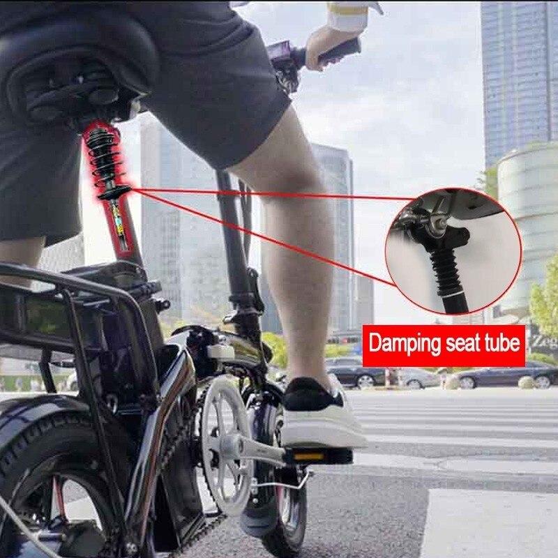 Neue elektrische fahrrad 48V350W unterstützt berg fahrrad lithium elektrische fahrrad Moped