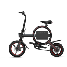 Daibot Portable Electric Bike Two Wheels Electric Bicycle 36V 250W Folding Electric Bike Bicycle For Women Adults With APP