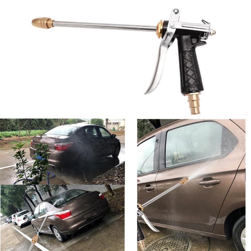 Auto Hochdruck Power Wasser Pistole Garten Scheibe Wasser Jet Düse Spray Sprinkler Reinigung Werkzeug dropshipping