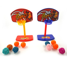 Забавный мини баскетбольный обруч, баскетбольная игрушка для попугая, интеллектуальная головоломка, развивающая игра, жевательные игрушки, принадлежности для птиц