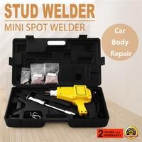 Auto Car Body Dent Repair Tools Spot Welder Repair Dent Repair Puller Kit Hunter Stud Welder Spot Welder Welding Machine New