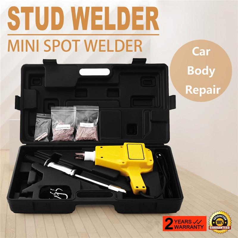 Outils de réparation de Dent de carrosserie Auto réparation de Dent soudeuse par points Kit d'extracteur de réparation de Dent